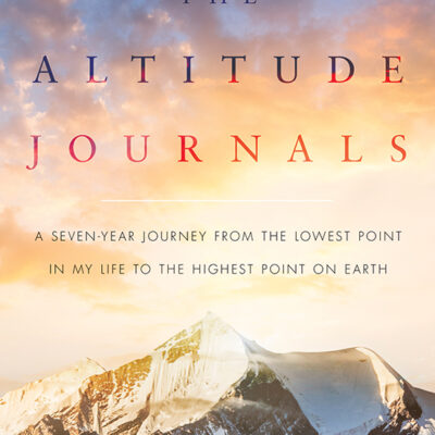 products david j mauro author of the altitude journals